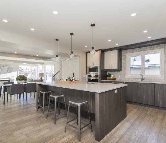 Iluminação da cozinha – Por dlp Arquitetura